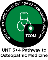 UNT 3+4 Pathway to Osteopathic Medicine