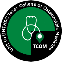 UNT to UNTHSC Texas College of Osteopathic Medicine